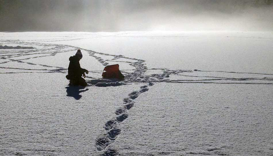 Ice Fishing Trips