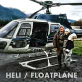 Helicopter Fishing Trips
